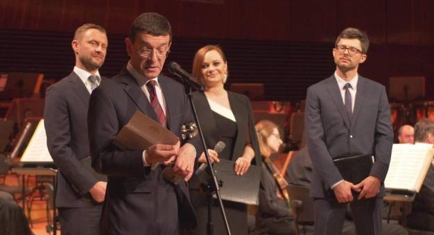 Nagroda im. Wojciecha Kilara dla Michaela Nymana