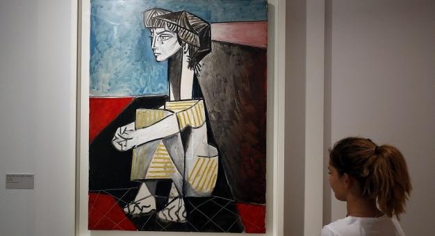 """Wystawa """"Kubizm"""" w Centrum Pompidou"""