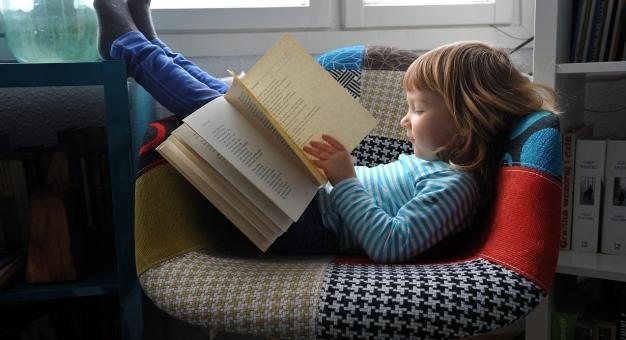 2 kwietnia - Międzynarodowy Dzień Książki Dziecięcej
