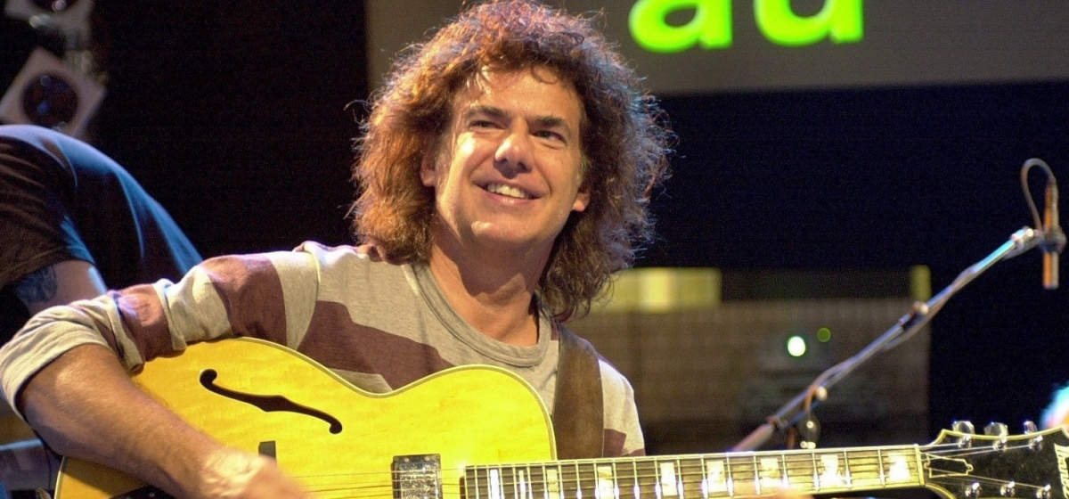 "Pat Metheny - ""What's It All About"""