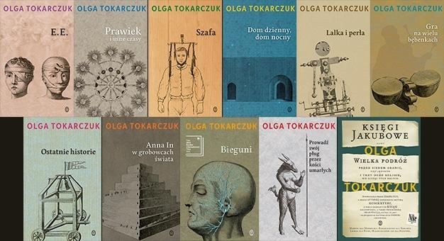 Przypominamy Bliskie Spotkania z Olgą Tokarczuk!