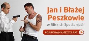 Jan i Błażej Peszkowie w Bliskich Spotkaniach