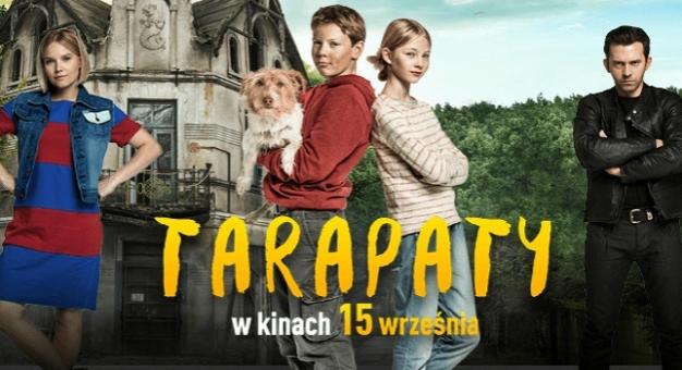 """""""Tarapaty"""" - film o przyjaźni dla dzieci"""