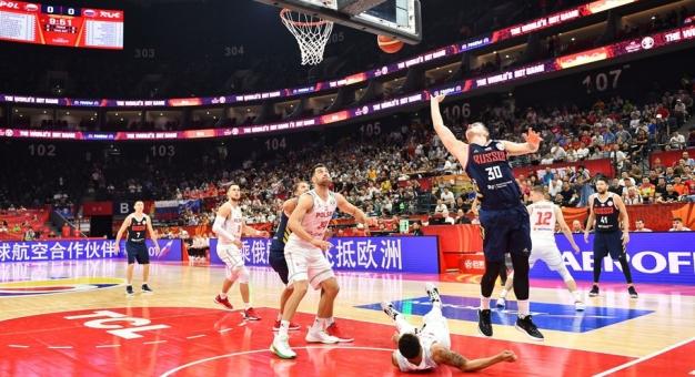 MŚ koszykarzy. Polacy wygrali z Rosją