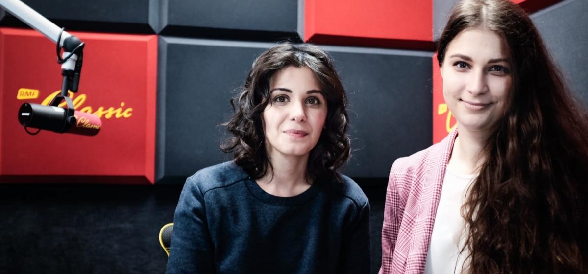 Katie Melua - posłuchajcie rozmowy z artystką!