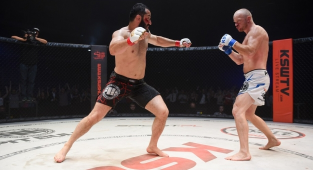 """Khalidov i Lubos jako zawodnicy MMA. Zobacz zwiastun filmu """"Underdog"""""""
