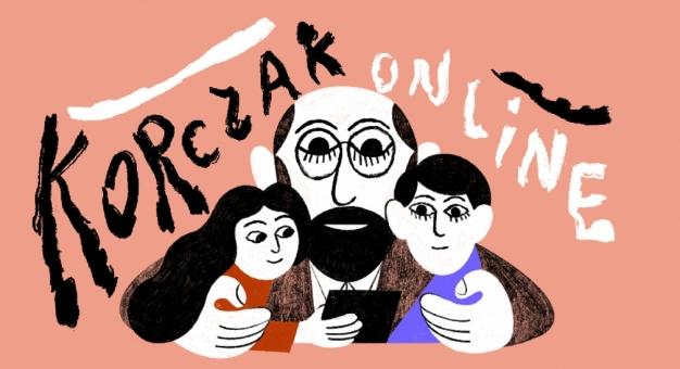 """24. Międzynarodowy Festiwal """"Korczak dzisiaj"""" online - od piątku"""