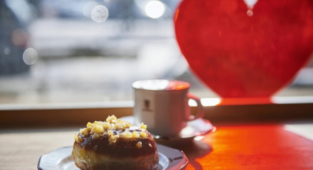 Wprowadź się kawą w romantyczny nastrój...