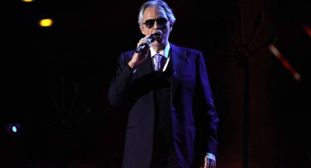 Andrea Bocelli zapowiedział koncert świąteczny. Na żywo, ale w Internecie
