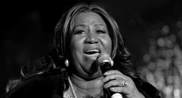 Królowa soulu - Aretha Franklin