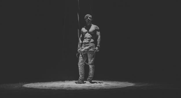 Michał Derlicki jako Kung Fu Panda! Posłuchaj rozmowy z artystą