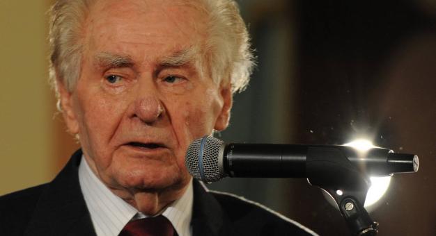 Wiesław Myśliwski odebrał Nagrodę Polskiego PEN Clubu