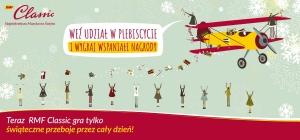 Weź udział w świątecznym plebiscycie i wygraj wspaniałe nagrody!