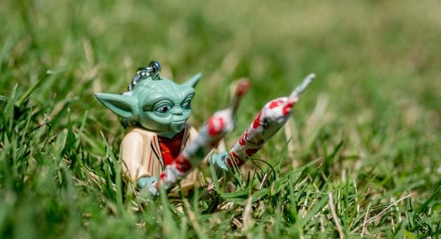 Powstanie pluszowa zabawka inspirowana postacią Baby Yody