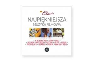 """RMF Classic """"Najpiękniejsza Muzyka Filmowa"""" vol. 2"""