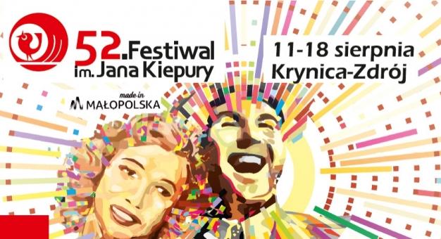 52. Festiwal im. Jana Kiepury rozpoczyna się w sobotę