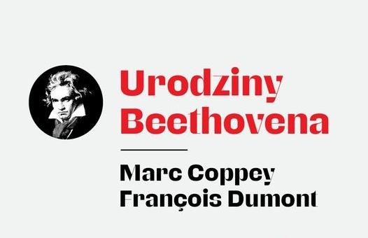 NOSPR, Marc Coppey i Francois Dumont uczczą 250. rocznicę urodzin Beethovena