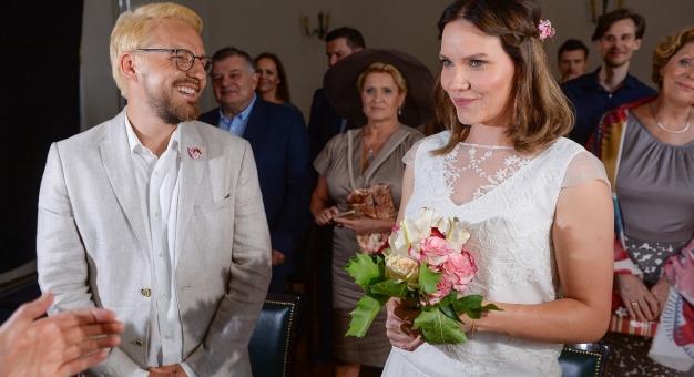 Roma Gąsiorowska - czy to jest przyjaźń, czy kochanie?